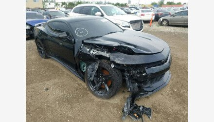 2017 Chevrolet Camaro SS Coupe for sale 101381426