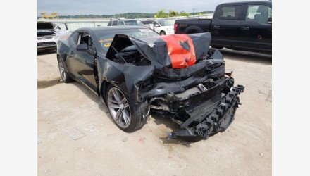 2017 Chevrolet Camaro for sale 101382223