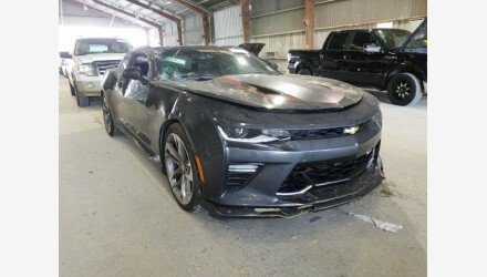 2017 Chevrolet Camaro SS Coupe for sale 101407824