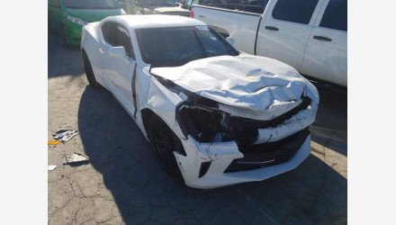 2017 Chevrolet Camaro LT Coupe for sale 101409727