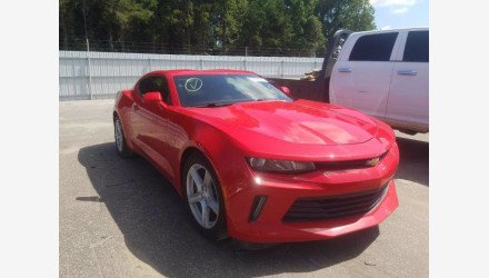 2017 Chevrolet Camaro LT Coupe for sale 101411243