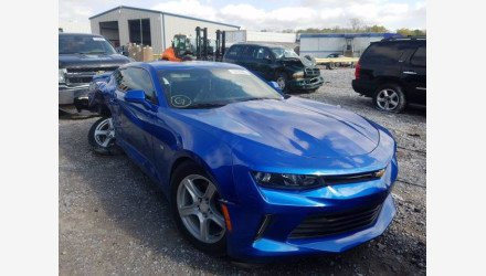2017 Chevrolet Camaro LT Coupe for sale 101411273