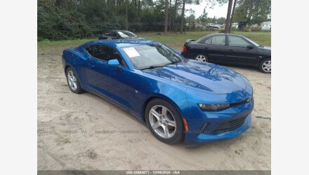 2017 Chevrolet Camaro LT Coupe for sale 101411336