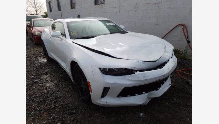 2017 Chevrolet Camaro LT Coupe for sale 101414501