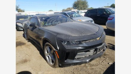 2017 Chevrolet Camaro LT Coupe for sale 101437889