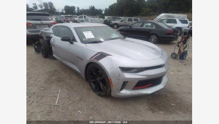 2017 Chevrolet Camaro LT Coupe for sale 101439826