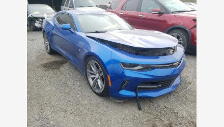 2017 Chevrolet Camaro LT Coupe for sale 101441334