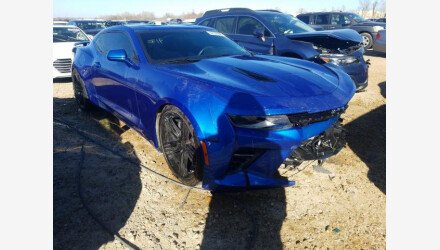 2017 Chevrolet Camaro SS Coupe for sale 101442801