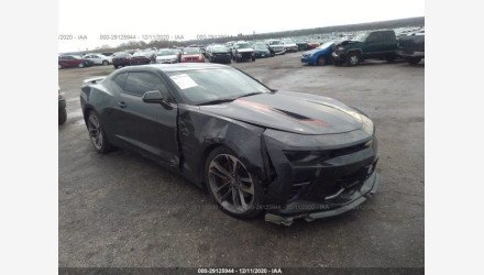 2017 Chevrolet Camaro SS Coupe for sale 101454040