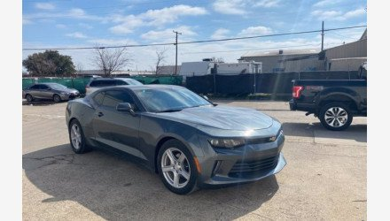 2017 Chevrolet Camaro LT Coupe for sale 101458846