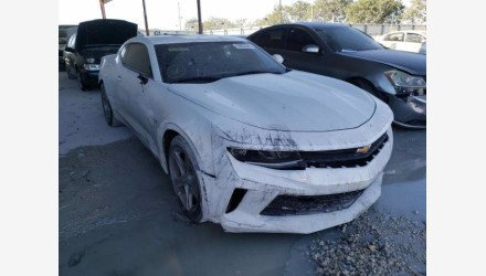 2017 Chevrolet Camaro LT Coupe for sale 101463981