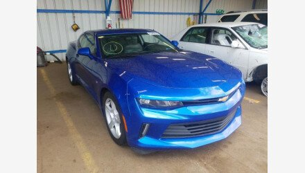 2017 Chevrolet Camaro LT Coupe for sale 101464454