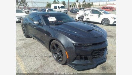 2017 Chevrolet Camaro LT Coupe for sale 101464597