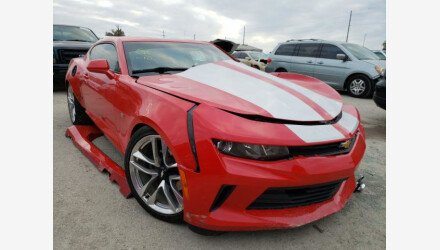 2017 Chevrolet Camaro LT Coupe for sale 101466564