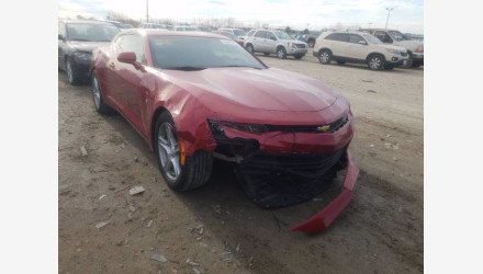 2017 Chevrolet Camaro LT Coupe for sale 101468626
