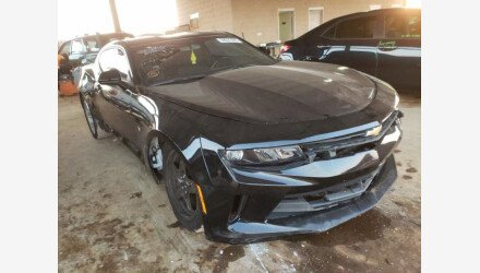 2017 Chevrolet Camaro LT Coupe for sale 101468707