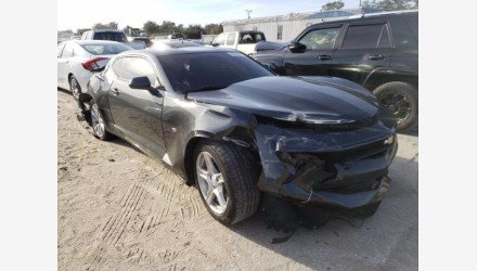 2017 Chevrolet Camaro LT Coupe for sale 101487606