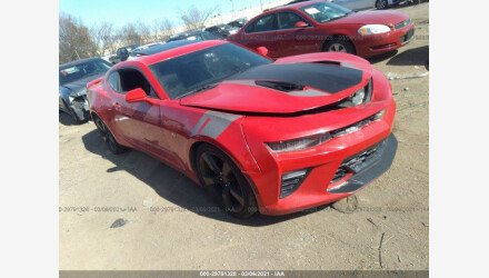 2017 Chevrolet Camaro SS Coupe for sale 101488472