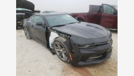 2017 Chevrolet Camaro LT Coupe for sale 101488985