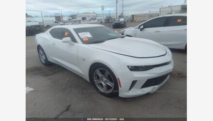 2017 Chevrolet Camaro LT Coupe for sale 101489164