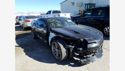 2017 Chevrolet Camaro SS Coupe for sale 101489842