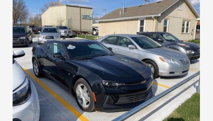 2017 Chevrolet Camaro LT Coupe for sale 101490483