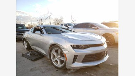 2017 Chevrolet Camaro LT Coupe for sale 101490490