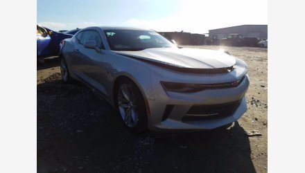 2017 Chevrolet Camaro LT Coupe for sale 101491723
