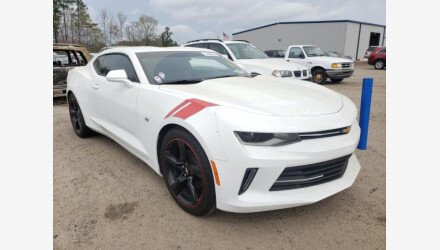 2017 Chevrolet Camaro LT Coupe for sale 101491727