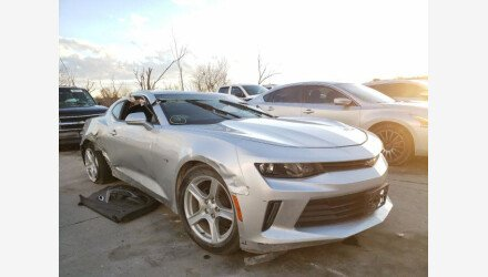 2017 Chevrolet Camaro LT Coupe for sale 101495035