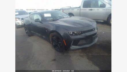 2017 Chevrolet Camaro LT Coupe for sale 101495141