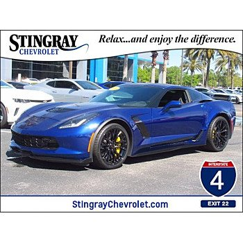 2017 Chevrolet Corvette Z06 Coupe for sale 100862001