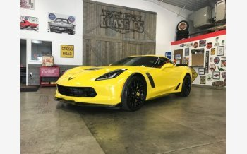 2017 Chevrolet Corvette Z06 Coupe for sale 101009276