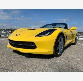 2017 Chevrolet Corvette Convertible for sale 101219327