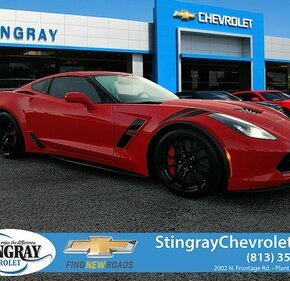 2017 Chevrolet Corvette Grand Sport Coupe for sale 101231039