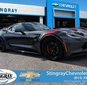 2017 Chevrolet Corvette Grand Sport Coupe for sale 101231043
