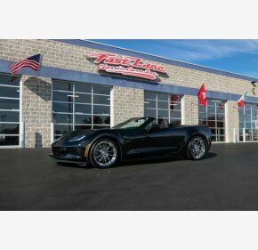 2017 Chevrolet Corvette Grand Sport Convertible for sale 101237087