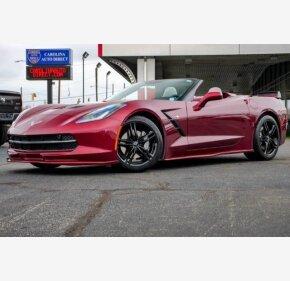2017 Chevrolet Corvette Convertible for sale 101261725