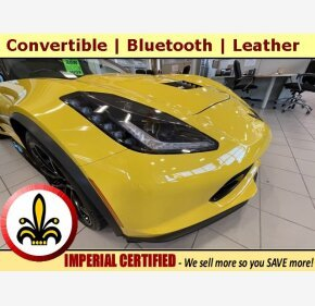 2017 Chevrolet Corvette for sale 101407530