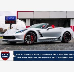 2017 Chevrolet Corvette for sale 101413540