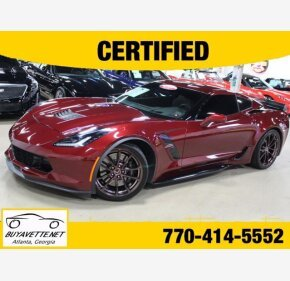 2017 Chevrolet Corvette for sale 101422119