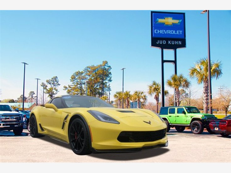 2017 Chevrolet Corvette for sale 101487965