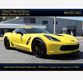 2017 Chevrolet Corvette for sale 101487972