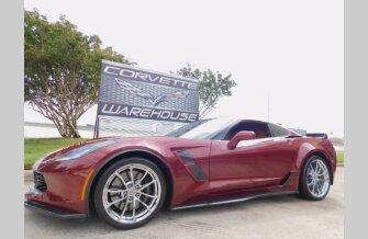 2017 Chevrolet Corvette for sale 101618410
