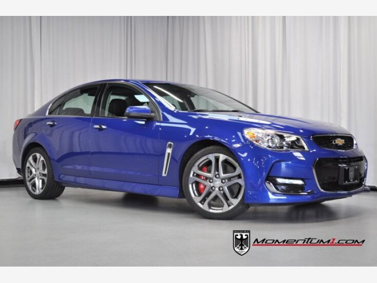 2017 Chevrolet SS for sale 101598832