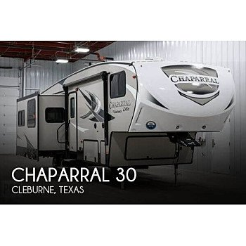 2017 Coachmen Chaparral for sale 300183874