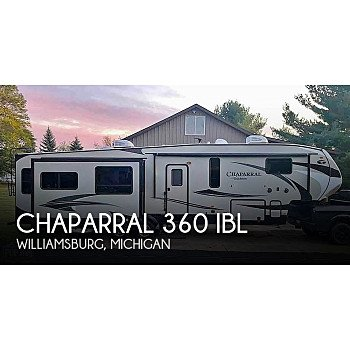 2017 Coachmen Chaparral for sale 300240415