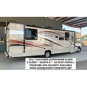 2017 Coachmen Leprechaun 319DS for sale 300257060