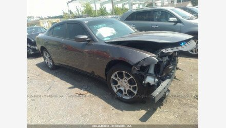 2017 Dodge Charger SXT AWD for sale 101212666