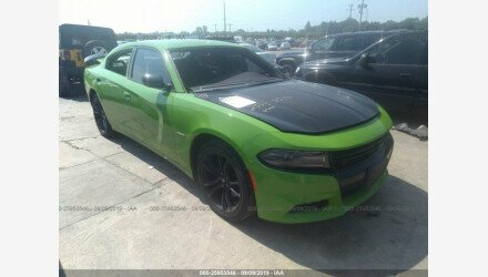 2017 Dodge Charger R/T for sale 101228563